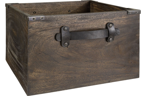 Box Smith & Co, 46x34x29h