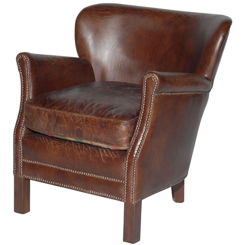 Professor chair cigar 68x70x75cm