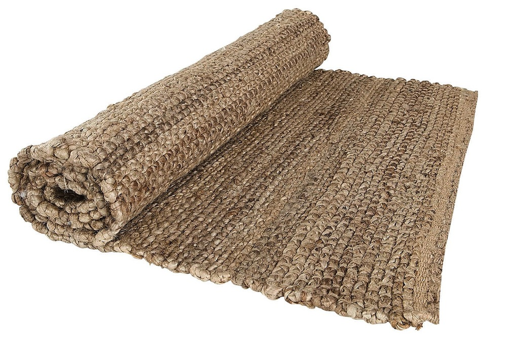 Teppich Hemp natural 70x140cm
