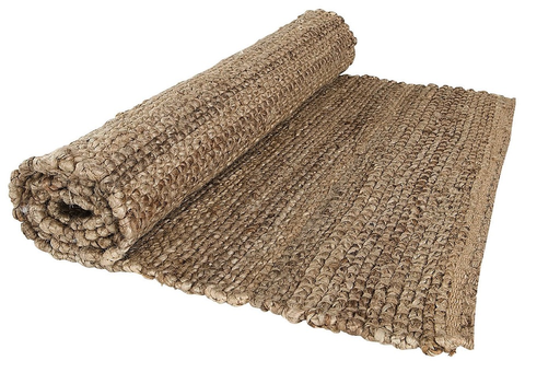 Teppich Hemp natural 80x250cm