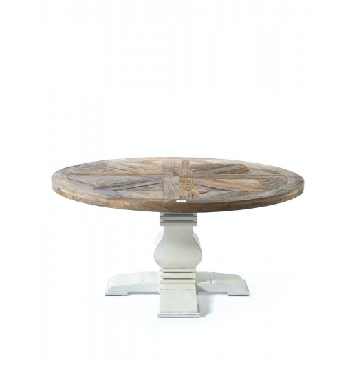 Crossroads Round Dining Table 160cm