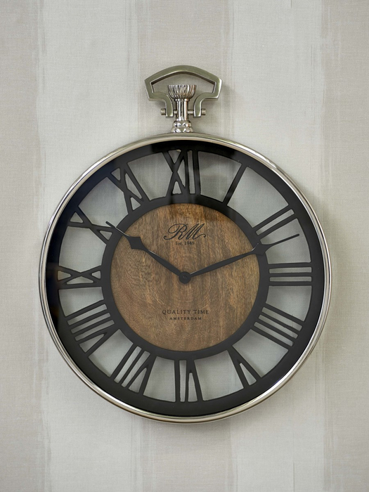 Quality Time Clock 51cm