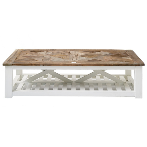 Chateau Chassigny Coffeetable 150x70cm