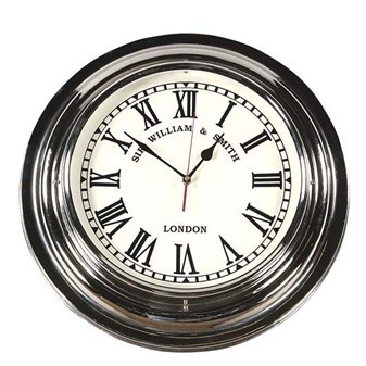 Clock Sir William D40cm