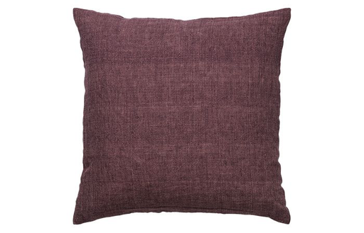 Kissen Linen Grape 50x50cm