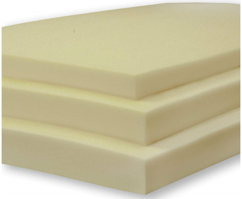 "HR Foam Sheets Special 27""x 96""-1"", 2"", 3"",4"", 5"" Thick*"