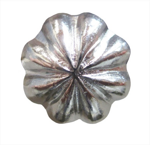 NK705 Nickel Plated Dome Shaped