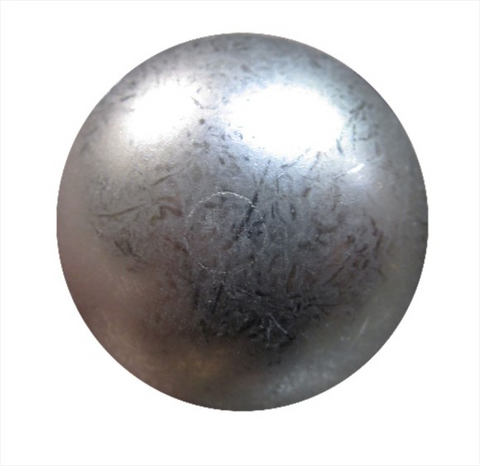 PM50 Glazed Pewter High Dome