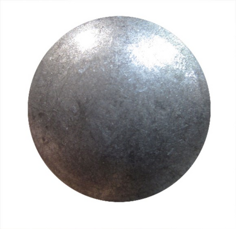 PQ156 Antique Pewter Low Dome