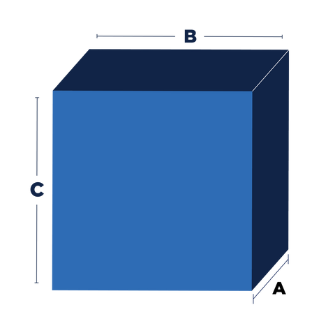 Foam - Square Shape