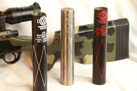 Suppressor All Titanium - 1000yardhunter.com
