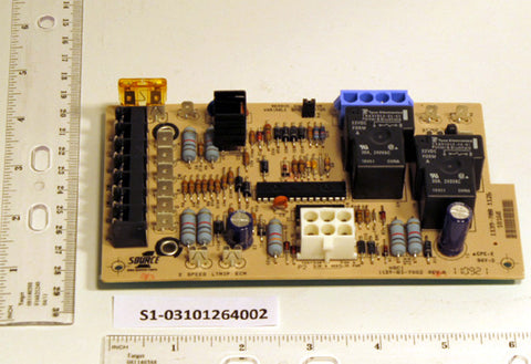 York S1-03101264002 Fan/Electric Heat Control Board-HVAC Parts Outlet