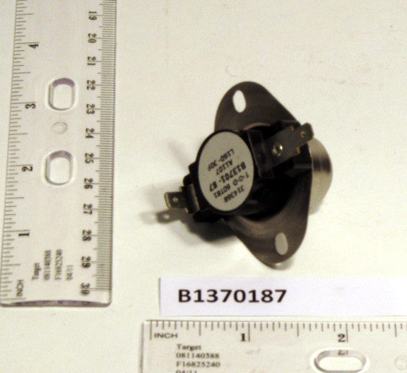 Goodman B1370187 Pressure Switch (L160-30F)-HVAC Parts Outlet