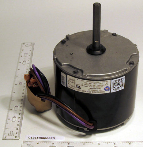 Goodman 0131M00430SF 208/230V Condenser Fan Motor 1/3 Hp 1-HVAC Parts Outlet