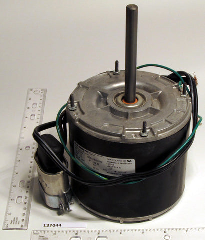 Reznor 137044 1/4 Hp 115 Motor With Capacitor H34L018-7-HVAC Parts Outlet