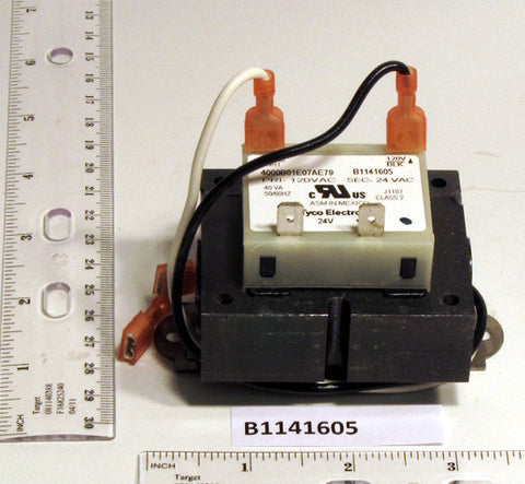 Goodman 0130M00140S Transformer (120V To 24V 40Va Replaces-HVAC Parts Outlet