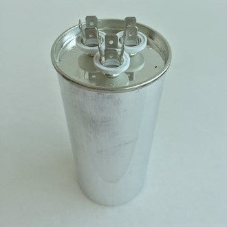 Goodman CAP050800440RTP Capacitor 5/80 Mfd / 440V / Dual Rod-HVAC Parts Outlet
