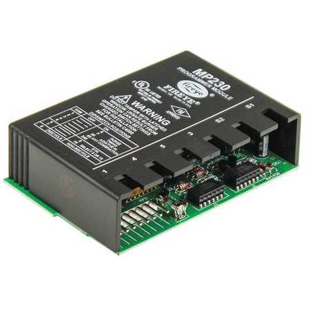 Fireye Controls Programmer, Selectable recycle/non-recycle function, TFI, and purge timing MP230-HVAC Parts Outlet