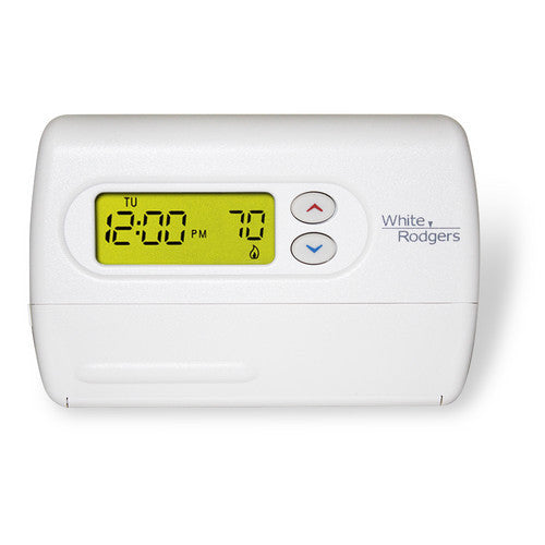 White Rodgers 7-Day Programmable Thermostat, 24 Volt or Millivolt system 1F87-361