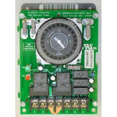 Heatcraft Defrost Timer 21340101-HVAC Parts Outlet