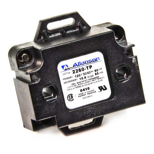 Allanson 2260TP 6kV Electronic Industrial Gas Ignitor-HVAC Parts Outlet