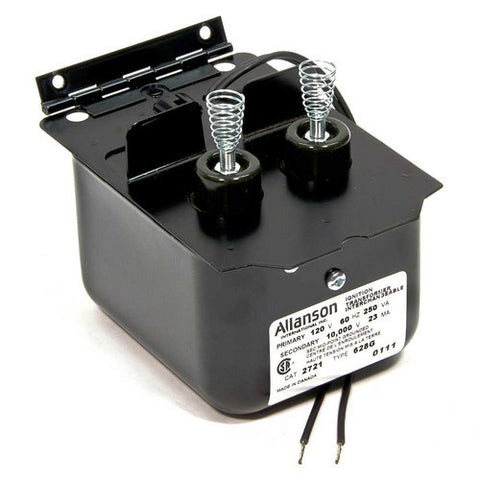 Allanson 2721-628G Ignition Transformer for Becket A, AF, AFG Burner-HVAC Parts Outlet