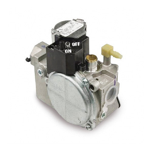 "White Rodgers Combination Gas Valve, 2 Stage, Slow Opening, LP gas conversion kit, Bottom outlet with 1/8"" 36J55-614"