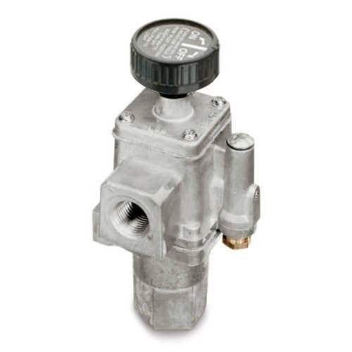 "White Rodgers 1/2"" X 1/2"" Gas Safety Valve, Straight Through With Plugged Rear Inlet 764-742"