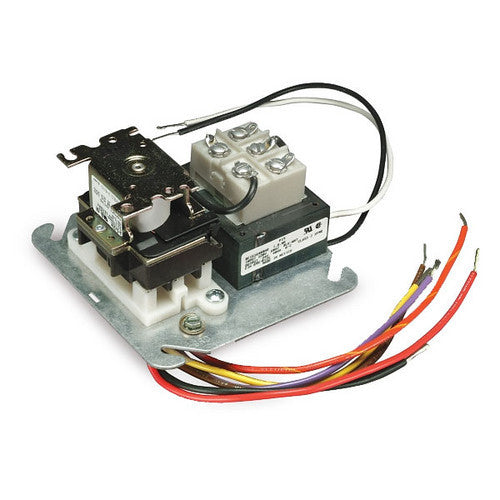 White Rodgers Fan Control Center, 120 VAC Primary 24 VAC Secondary, SPNO/SPNC Relay 90-118E-HVAC Parts Outlet