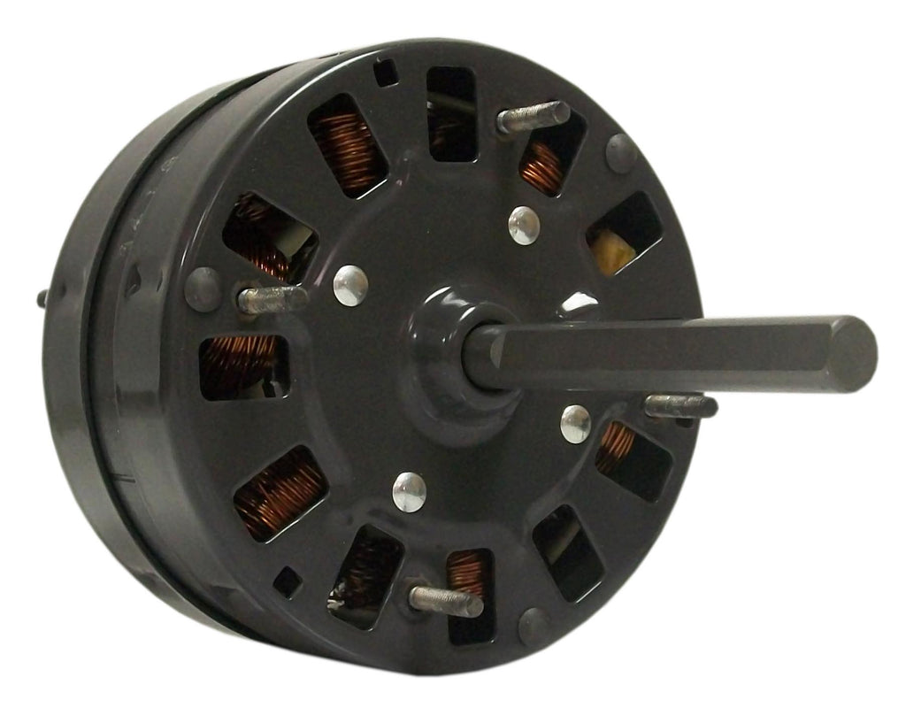 Fasco D144 , Direct Drive Blower Motor, 1/10 HP, 1050 RPM, 5.0 DIA, Open, 115V-HVAC Parts Outlet