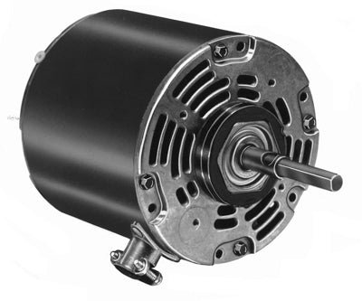 Fasco D474 , Direct Drive Blower Motor, 1/10 HP, 1550 RPM, 5.0 DIA, Open Air Over, 115, 208-230V-HVAC Parts Outlet