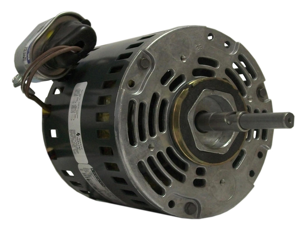 Fasco D497 , Direct Drive Blower Motor, 1/10 HP, 1 SPD, 5.0 DIA, Open Fan Cooled, 115, 208-230V-HVAC Parts Outlet