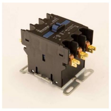 Carrier Bryant 3-Pole 120-Volt 75 Amps Contactor HN53HF122