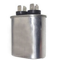 TradePro 15 uf 440 Volt Oval Run Capacitor TP-CAP-15/440-HVAC Parts Outlet