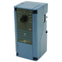 Johnson Controls SPDT On/Off Electric Temperature Control, -30 to 130F, 1-30 Diff (24V) A350AA-1C-HVAC Parts Outlet