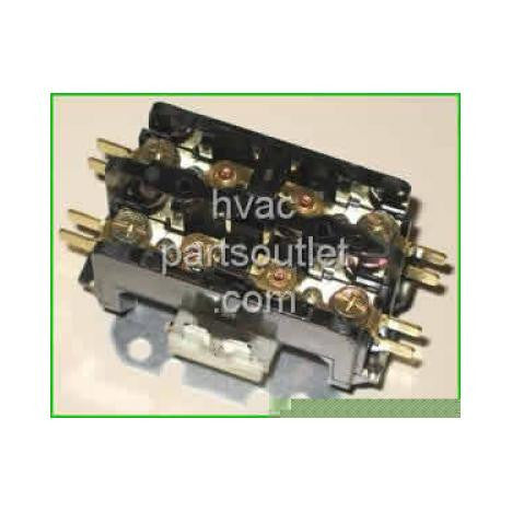 Contactor 40 amp 2 Pole 120V Coil-HVAC Parts Outlet