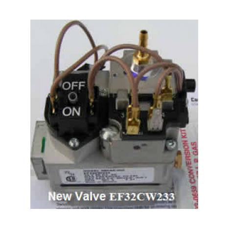 Carrier Bryant Furnace Gas Valve EF32CW233