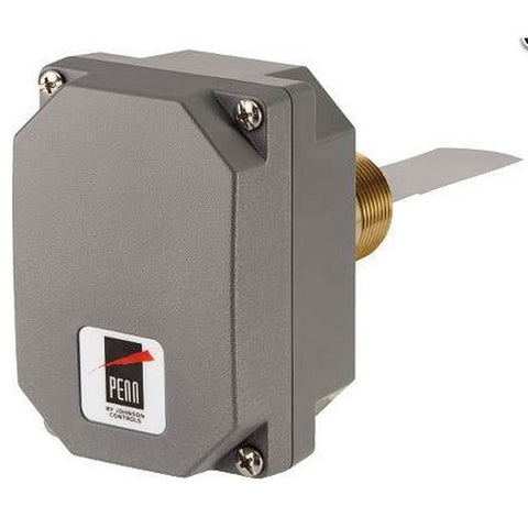 "Johnson Controls 1/2"" NPT Flow Switch, Low Flow F261KEH-V01C"