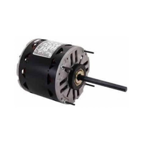 Blower Motor Universal 208-230 Volts up to 3/4 HP & 4 Speed MTFD6001