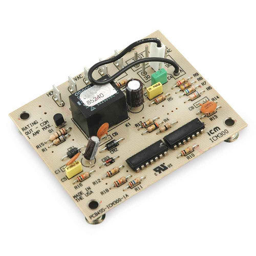 ICM303 Defrost Timer With High Power Relay Output-HVAC Parts Outlet