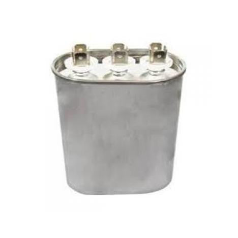 P291-1013  Carrier Dual Oval Run Capacitor