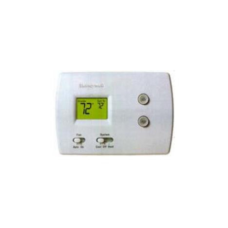 Honeywell TH3110D1008 - PRO Non-Programmable Digital Thermostat-HVAC Parts Outlet