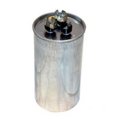 Carrier 45+5 uf 440 Volt Dual Run Capacitor P291-4554RS-HVAC Parts Outlet