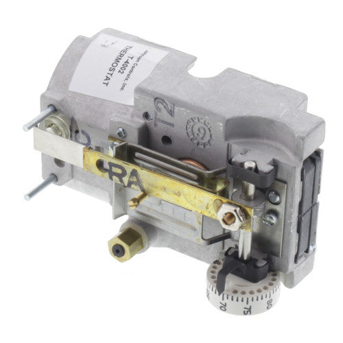Johnson Controls T4002204 Pneumatic Thermostat, Ra, Vert-HVAC Parts Outlet