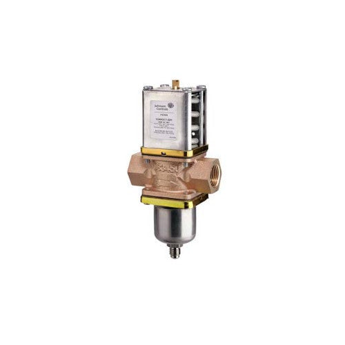 "Johnson Controls V246 Series Pressure-Actuated Water-Regulating Valve (1"" NPT) V246GD1-001C"