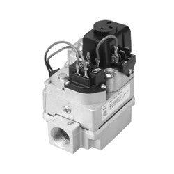 "White Rodgers 3/4"" X 3/4"" Gas Valve, 24 VAC, With Cable Connector For Damper Control, Fast Opening 36C84-923-HVAC Parts Outlet"