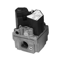 "White Rodgers 3/4"" X 3/4"" Gas Valve, 24 VAC, Proven Pilot Valve, Electric On/Off Switch, Slow Opening 36H33-412"