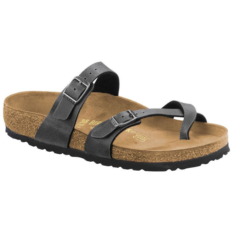 Birkenstock Mayari BF Pull Up Anthracite