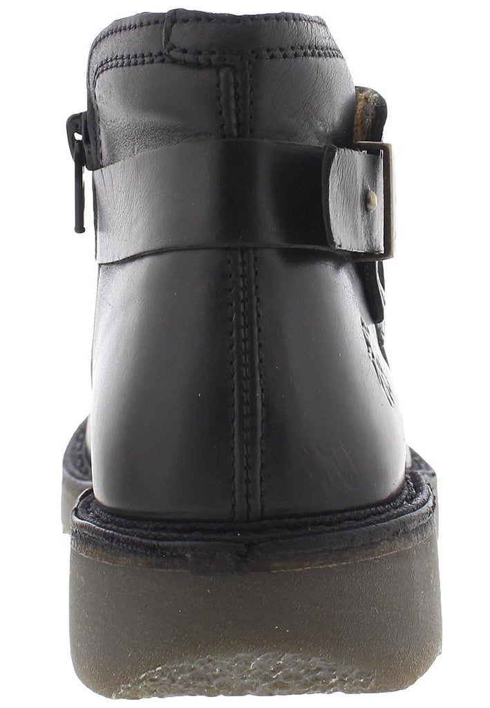Amie954Fly Black Ankle Boot
