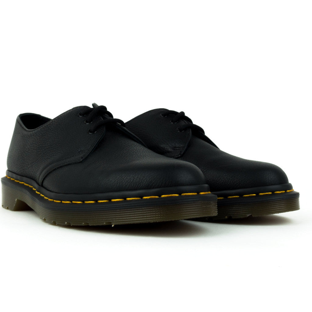 Dr. Martens 1461 3 Eye Shoe Black Shoe - Walk Shoes